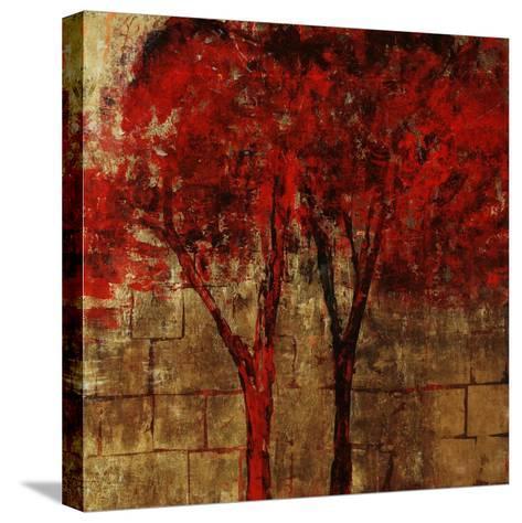 Tree Friends-Jodi Maas-Stretched Canvas Print