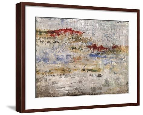 Chipped Wall-Alexys Henry-Framed Art Print
