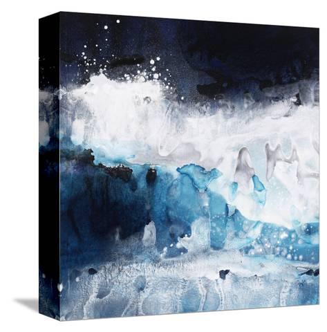 Crashing Waves II-Kari Taylor-Stretched Canvas Print