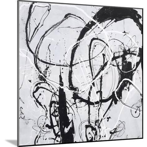 Dark Awakening-Joshua Schicker-Mounted Giclee Print