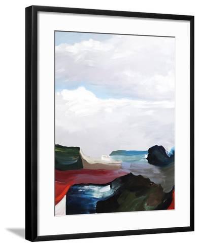 Color Scapes II-Sydney Edmunds-Framed Art Print