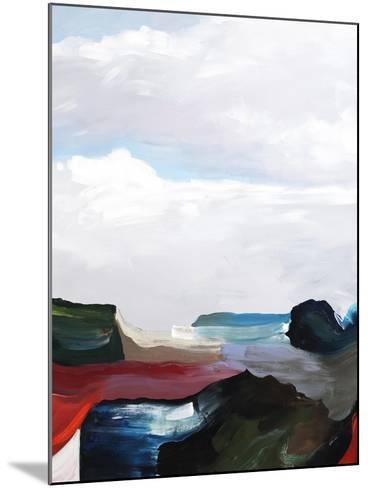 Color Scapes II-Sydney Edmunds-Mounted Giclee Print