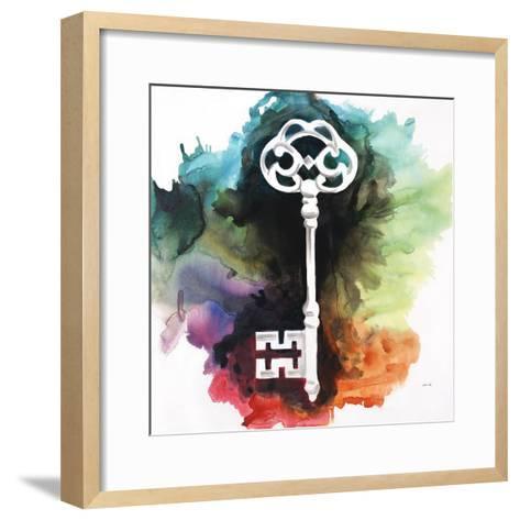 Unlocking My Dreams III-Sydney Edmunds-Framed Art Print