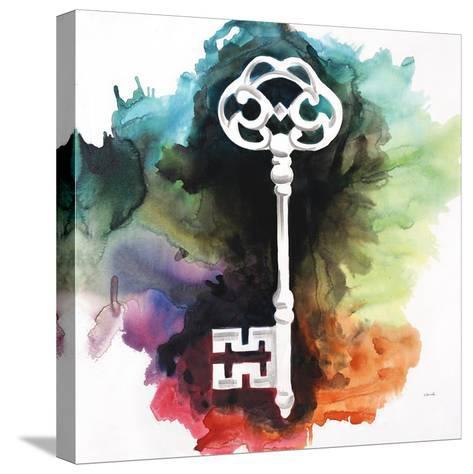 Unlocking My Dreams III-Sydney Edmunds-Stretched Canvas Print