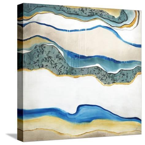 Rolling Dreams-Rikki Drotar-Stretched Canvas Print