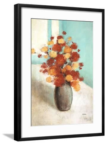 Vintage Bloom-Rikki Drotar-Framed Art Print