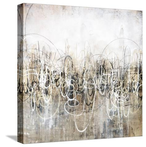Round And Round-Kari Taylor-Stretched Canvas Print