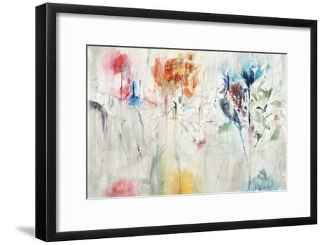 Floral Melt-Jodi Maas-Framed Art Print