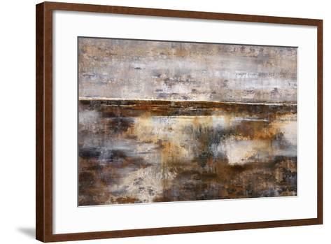 Golden Beach-Alexys Henry-Framed Art Print