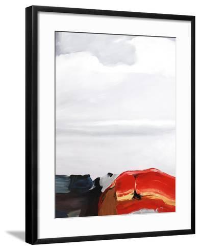 Color Scapes III-Sydney Edmunds-Framed Art Print