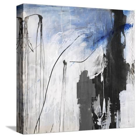 Vacant Towers-Joshua Schicker-Stretched Canvas Print