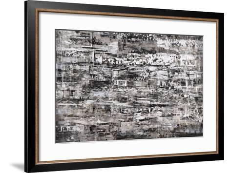 Word Games-Alexys Henry-Framed Art Print