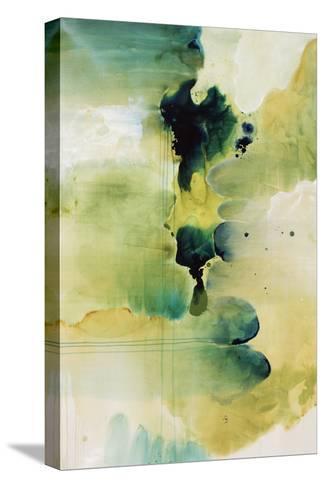 Green Lemonade-Kari Taylor-Stretched Canvas Print
