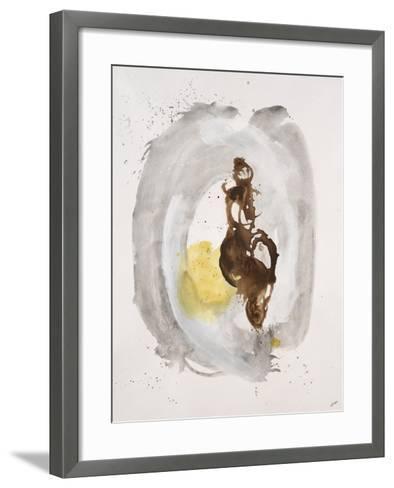 Intuition VIII-Rikki Drotar-Framed Art Print