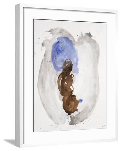 Intuition VII-Rikki Drotar-Framed Art Print