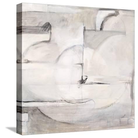 Machine Shop III-Kari Taylor-Stretched Canvas Print