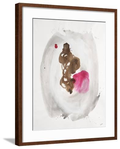 Intuition X-Rikki Drotar-Framed Art Print