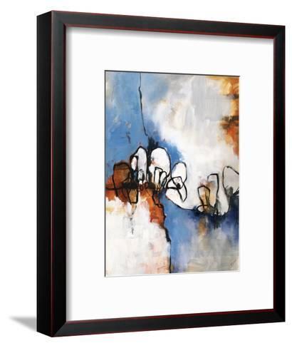 Conversationalist II-Rikki Drotar-Framed Art Print