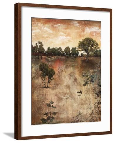 Composure II-Jason Javara-Framed Art Print