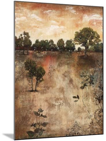 Composure II-Jason Javara-Mounted Giclee Print