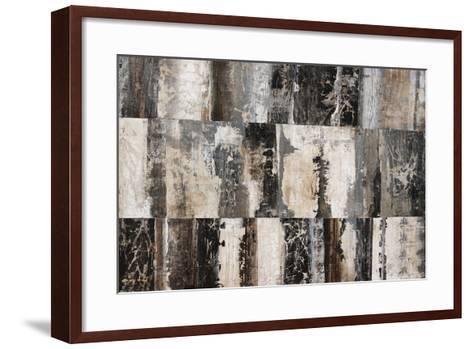 Ivory Tiles-Alexys Henry-Framed Art Print