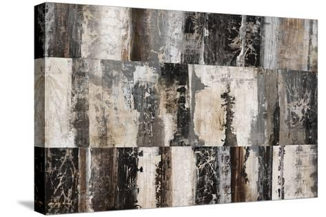 Ivory Tiles-Alexys Henry-Stretched Canvas Print
