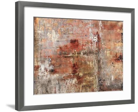 Copper Lake-Alexys Henry-Framed Art Print