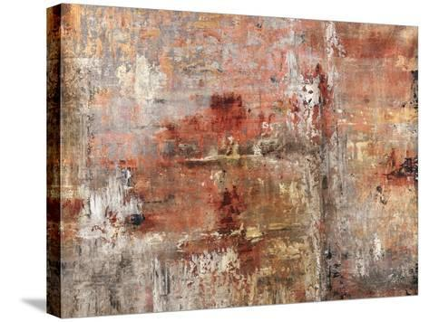 Copper Lake-Alexys Henry-Stretched Canvas Print