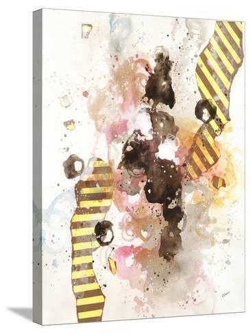 Convivial Circlet II-Rikki Drotar-Stretched Canvas Print