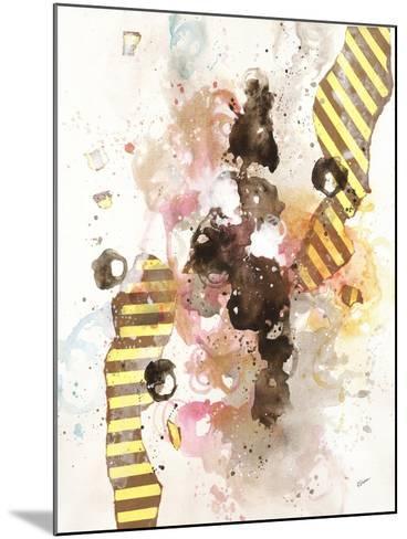 Convivial Circlet II-Rikki Drotar-Mounted Giclee Print