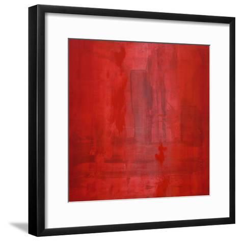 Extract V-Joshua Schicker-Framed Art Print