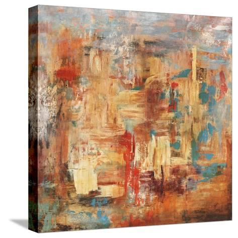 Fall into Place-Alexys Henry-Stretched Canvas Print