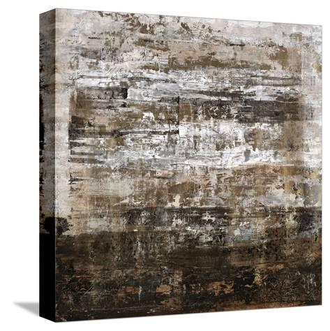 Wooden Pallet-Sydney Edmunds-Stretched Canvas Print