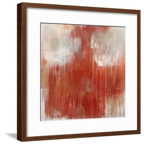 Firefalls-Joshua Schicker-Framed Art Print