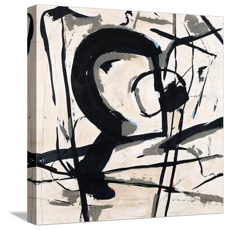 Move I-Karolina Susslandova-Stretched Canvas Print