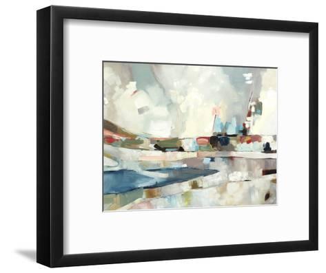 Deconstructed Landscape-Kari Taylor-Framed Art Print