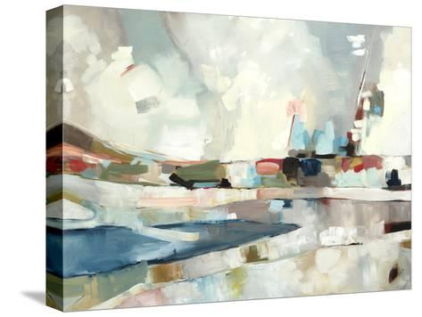 Deconstructed Landscape-Kari Taylor-Stretched Canvas Print
