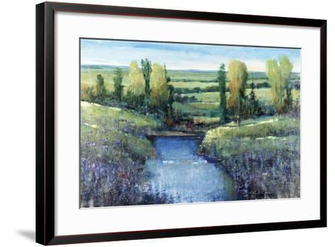 Hidden Pond-Tim O'toole-Framed Art Print