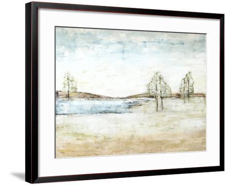 Vanishing Landscape-Kari Taylor-Framed Art Print