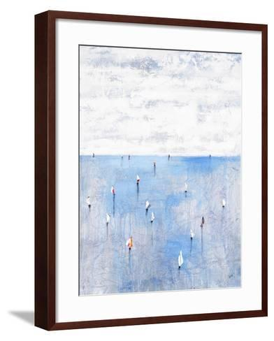Windward Way IV-Joshua Schicker-Framed Art Print