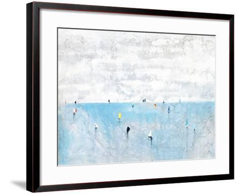 Windward Way III-Joshua Schicker-Framed Art Print