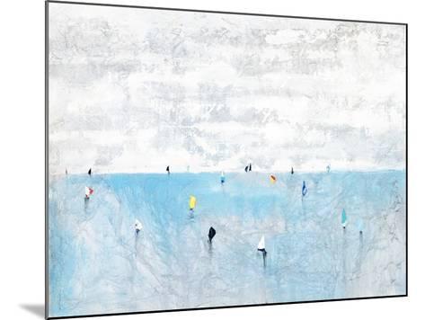 Windward Way III-Joshua Schicker-Mounted Giclee Print