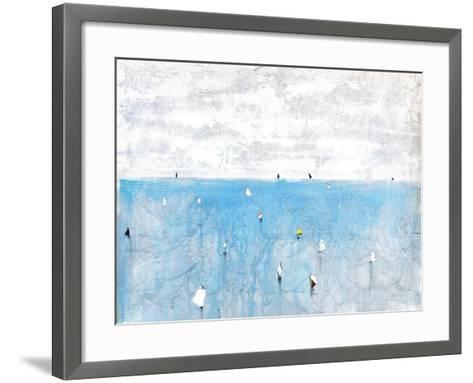 Windward Way I-Joshua Schicker-Framed Art Print