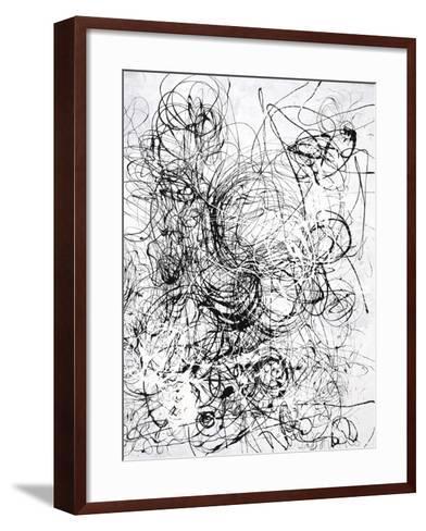 Running in Circles-Joshua Schicker-Framed Art Print
