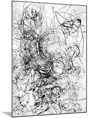 Running in Circles-Joshua Schicker-Mounted Giclee Print