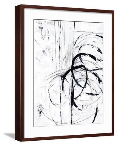 Whip II-Karolina Susslandova-Framed Art Print