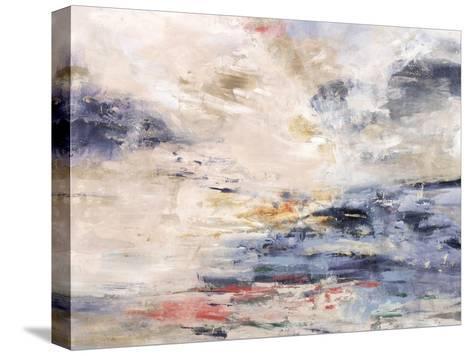 Smokey Pink Sky-Jodi Maas-Stretched Canvas Print