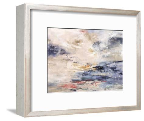 Smokey Pink Sky-Jodi Maas-Framed Art Print
