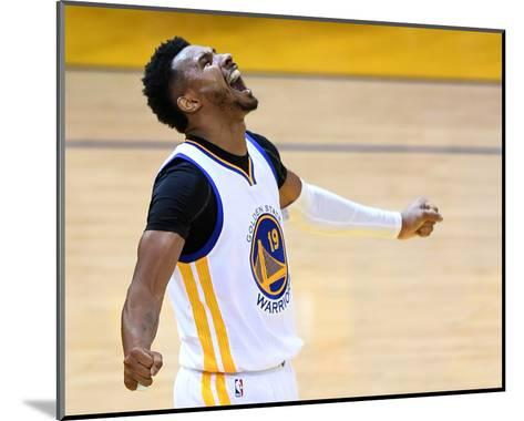2016 NBA Finals - Game Two-Thearon W Henderson-Mounted Photo