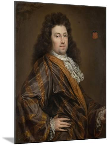 Portrait of Francois Leydecker, Delegate to the Court of Audit for Zeeland--Mounted Art Print